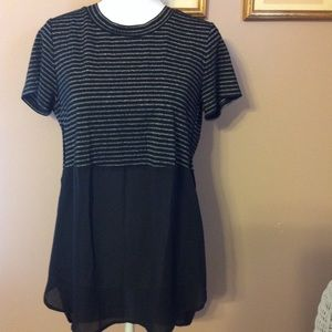 Mossimo short sleeve top, blouse